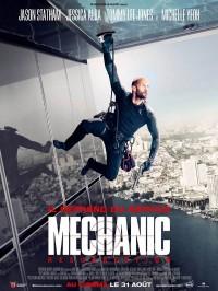 Mechanic : Resurrection, Affiche