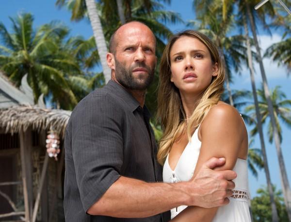 Jason Statham, Jessica Alba
