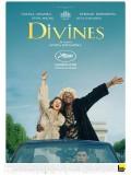 Divines, Affiche