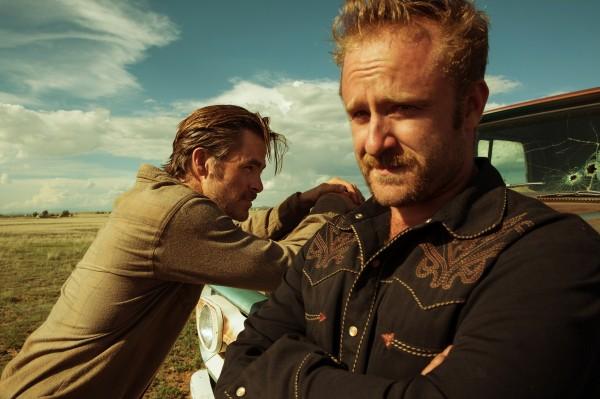 Chris Pine, Ben Foster
