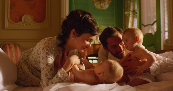 Audrey Tautou, Arieh Worthalter (Jules), personnages