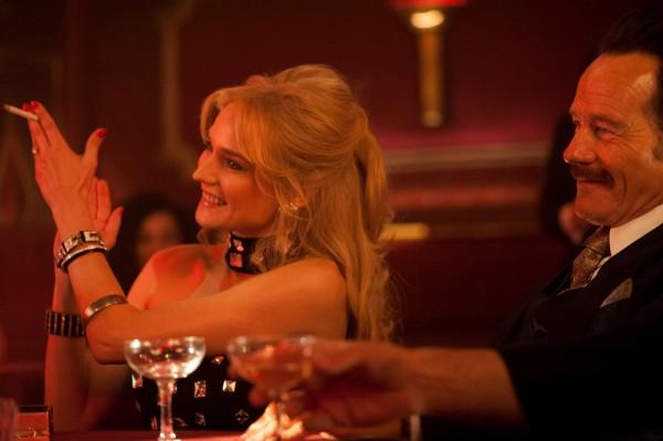 Diane Kruger, Bryan Cranston