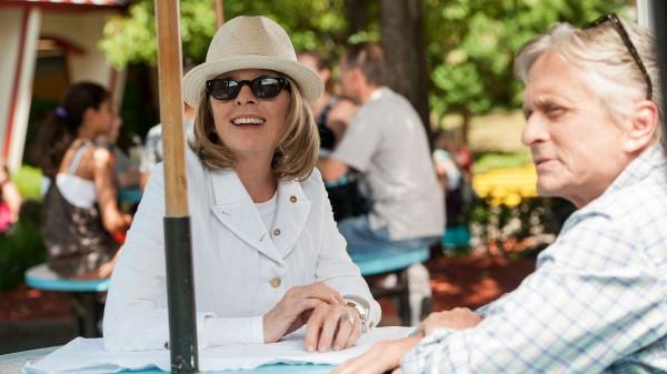 Diane Keaton, Michael Douglas