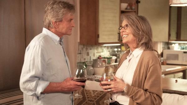 Michael Douglas, Diane Keaton