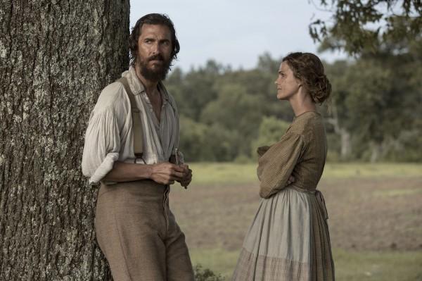 Matthew McConaughey, Keri Russell