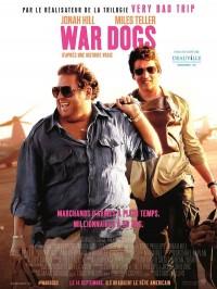 War Dogs, affiche