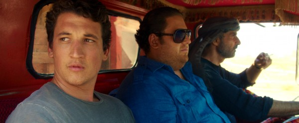 Miles Teller, Jonah Hill, personnage