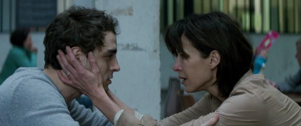 Benjamin Siksou (Adrien Leroy), Sophie Marceau