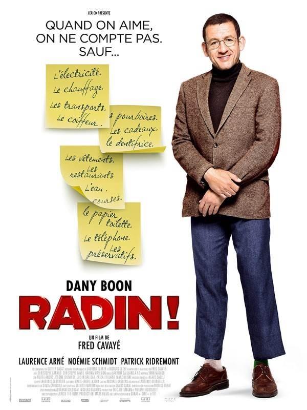 Radin !, Affiche