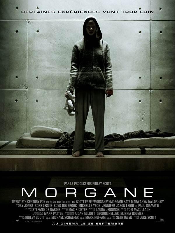 Morgane, Affiche