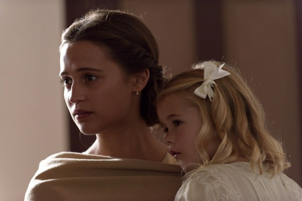 Alicia Vikander, Florence Clery