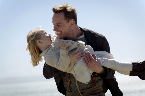Florence Clery, Michael Fassbender