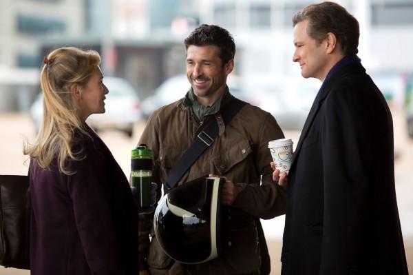 Renée Zellweger, Patrick Dempsey, Colin Firth
