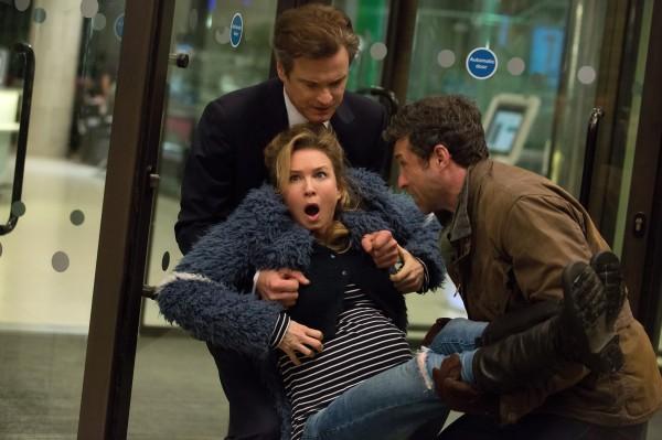 Renée Zellweger, Colin Firth, Patrick Dempsey