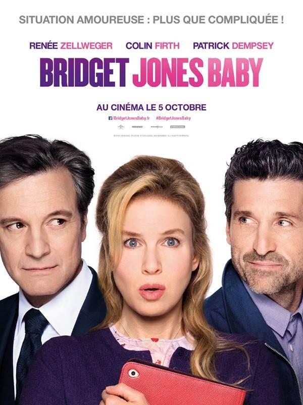 Bridget Jones's Baby, Affiche