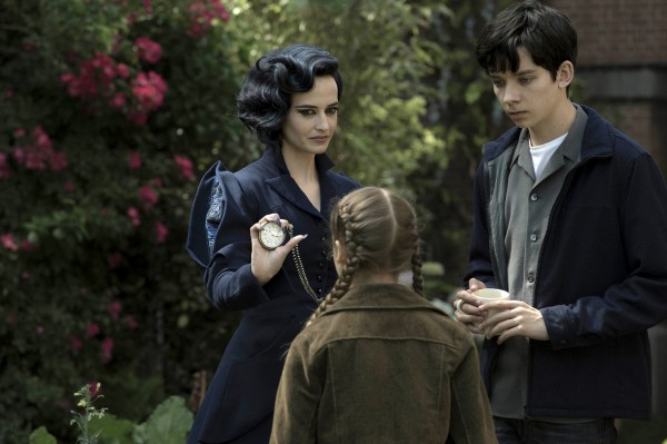 Eva Green, Georgia Pemberton (Fiona), Asa Butterfield