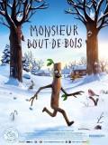 Monsieur Bout-de-Bois, Affiche
