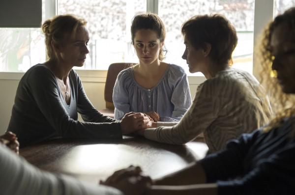Sandrine Bonnaire, Noémie Merlant, Clotilde Courau
