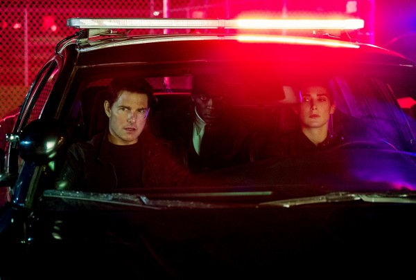 Tom Cruise, Aldis Hodge, Cobie Smulders