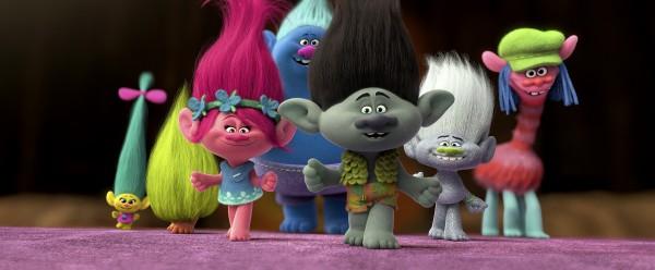 Smidge, Fuzzbert, Poppy, Biggie, Branche, Guy Diamond, Cooper