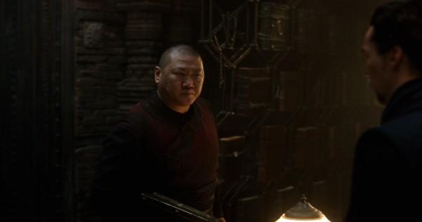 Benedict Wong (Wong)