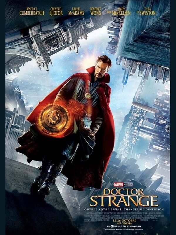 Doctor Strange, Affiche