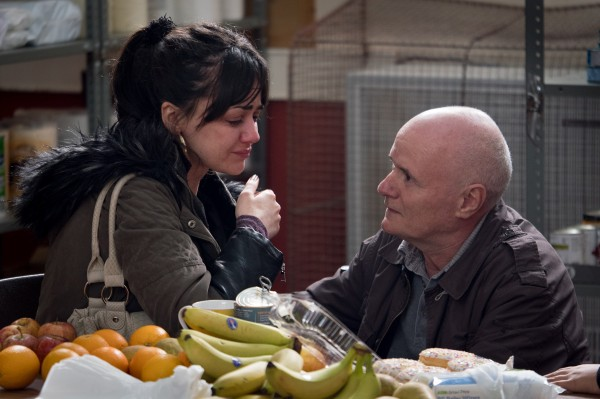 Hayley Squires, Dave Johns