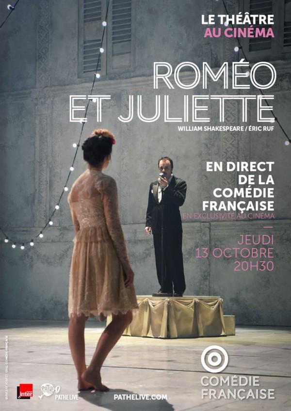 Roméo et Juliette (Comédie française) : Affiche