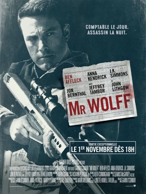 Mr Wolff