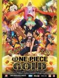 One Piece Gold, Affiche