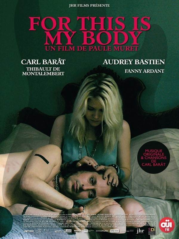 For This Is My Body, Affiche