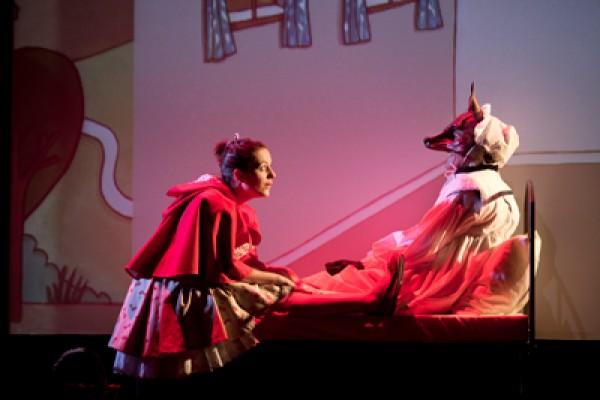 I love Perrault au Théâtre de la Michodière
