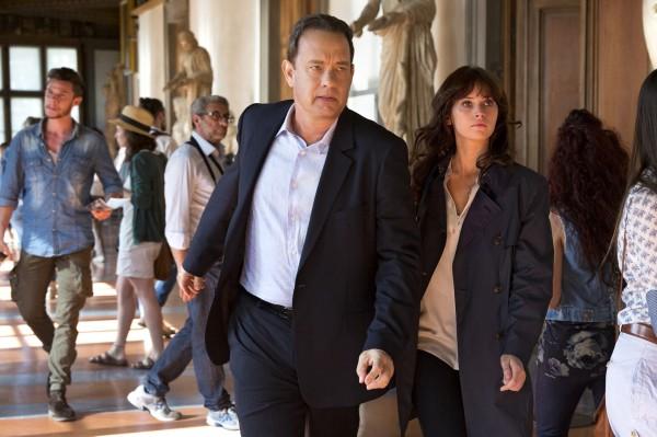 Tom Hanks, Felicity Jones