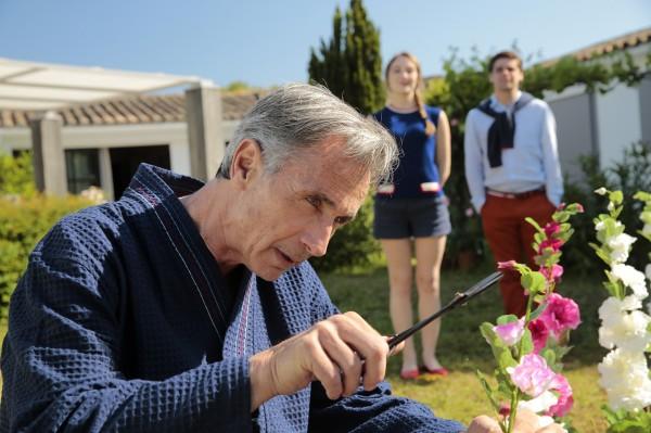 Thierry Lhermitte, Déborah François, Arthur Dupont