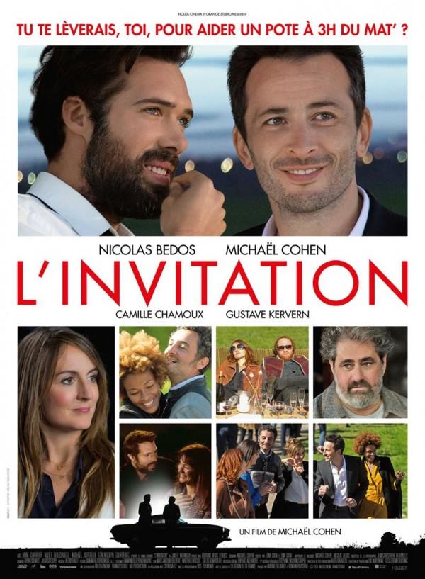 L'Invitation, Affiche