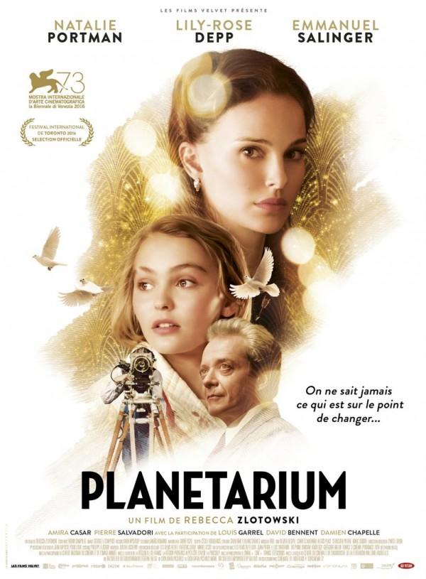Plantetarium, Affiche