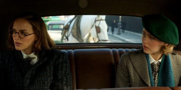 Natalie Portman, Lily-Rose Melody Depp