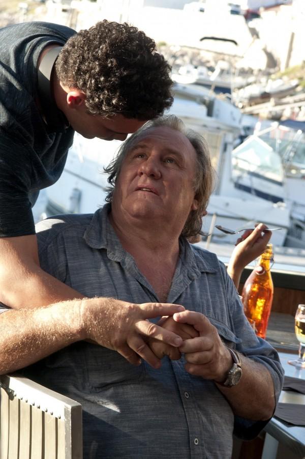 Sadek, Gérard Depardieu