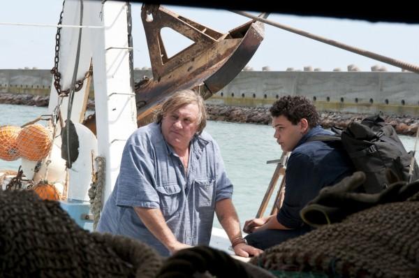 Gérard Depardieu, Sadek