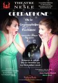 Operaphone ou le gramophone enchanté : Affiche