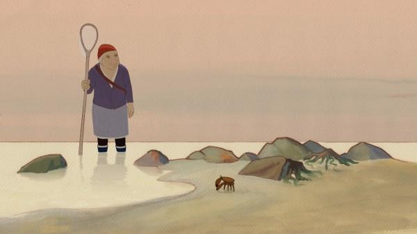 Louise en hiver, extrait