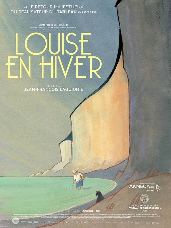 Louise en hiver, Affiche