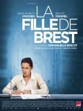 La Fille de Brest, Affiche