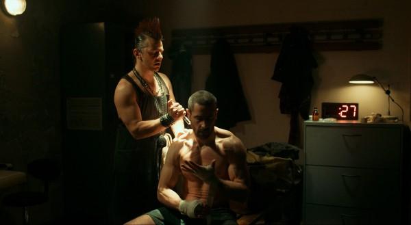 Yvon Martin (Tyro), Ola Rapace