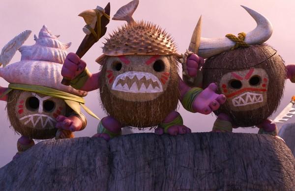 La tribu des Kakamoras