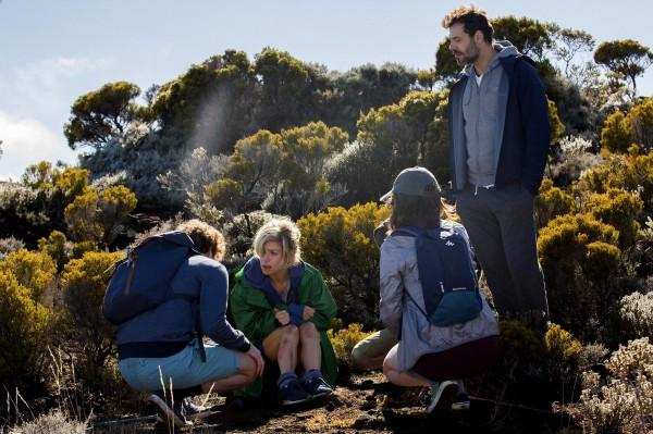 Alexandre Desrousseaux (Mathias Leroy), Marina Foïs, Anna Lemarchand (Emma Leroy), Laurent Lafitte