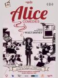 Alice Comedies, Affiche