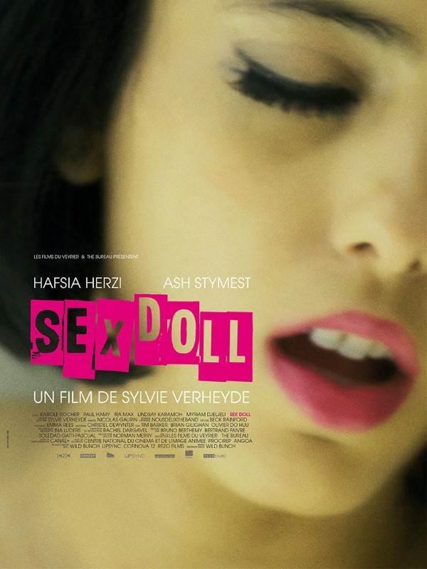 Sex Doll, Affiche