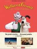 Wallace et Gromit : les inventuriers, Affiche