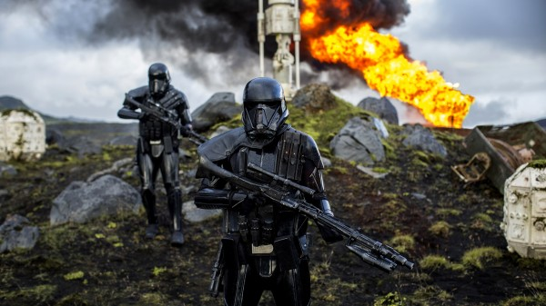 Rogue One : A Star Wars Story, extrait